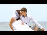 Вот просто свадьба для двоих....романтично то как.....:)